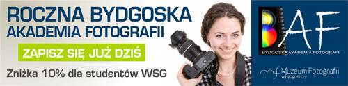 Roczna Bydgoska Akademia Fotografii